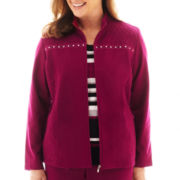 Alfred Dunner® Sorrento Quilted Jacket