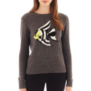 MNG by Mango® Long-Sleeve Fish Sweater