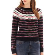 I 'Heart' Ronson® Long-Sleeve Ski Sweater