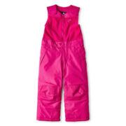 Vertical 9 Toddler Snow Bib – Girls 2t-6t