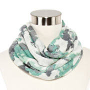 Mixit™ Floral Infinity Scarf