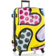 "Heys® Britto Hearts Carnival 30"" Hardside Spinner Upright Luggage"