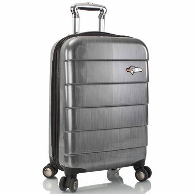 """Heys® Cronos Elite 21"""" Hardside Carry-On Spinner Upright Luggage"""