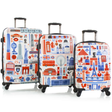jcpenney.com | Heys® FVT Cities Hardside Spinner Luggage Collection