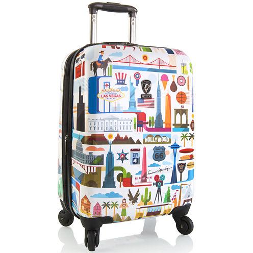 """Heys® FVT U.S.A. 21"""" Hardside Spinner Luggage"""