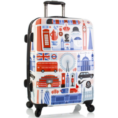 "jcpenney.com | Heys® FVT Cities 26"" Hardside Spinner Luggage"