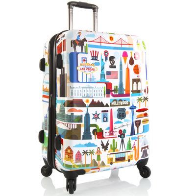 """Heys® FVT U.S.A. 26"""" Hardside Spinner Luggage"""
