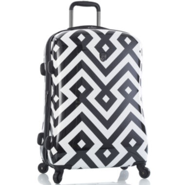 "jcpenney.com | Heys® Deco Fashion 21"" Carry-On Hardside Spinner Luggage"