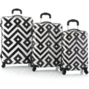 Heys® Deco Fashion 3-pc. Hardside Spinner Luggage Set