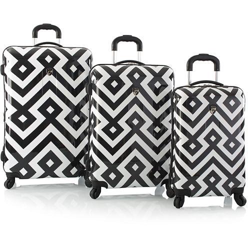 Heys® Deco Fashion 3-pc. Hardside Spinner Luggage Set