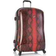 """Heys® Exotic Python 26"""" Hardside Spinner Upright Luggage"""