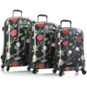 Heys® Flora Fashion Hardside Spinner Luggage Collection