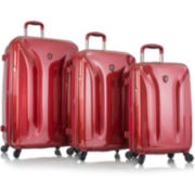 Heys® Astra Deep Space™ 3-pc. Hardside Spinner Luggage Set