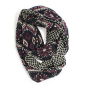 MUK LUKS® Women'S Holiday Traditions Eternity Scarf