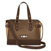 Rosetti® Peyton Double Handle Satchel