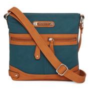 Rosetti® Sage Crossbody Bag
