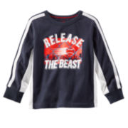 OshKosh B'gosh® Baseball Graphic Tee - Preschool Boys 4-7