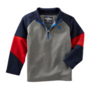 OshKosh B'Gosh® Colorblock Long-Sleeve Pullover - Preschool Boys 4-7