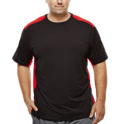 The Foundry Supply Co.™ Short-Sleeve Athletic Block Tee - Big & Tall