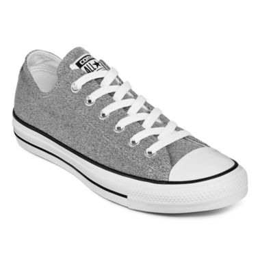 jcpenney.com | Converse Chuck Taylor All Star Womens Sparkle Knit Sneakers