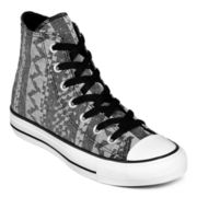 Converse Chuck Taylor All Star Womens Winter Print High-Top Sneakers