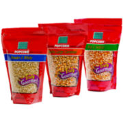 Wabash Valley Farms™ Big & Bold Gourmet Popcorn Trio Set
