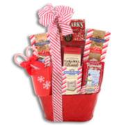 Alder Creek Peppermint Ghirardelli Gift Basket