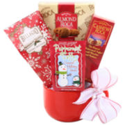Alder Creek Peppermint Wishes Gift Basket