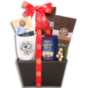 Alder Creek Coffee Bean & Tea Leaf Gift Basket