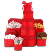 Alder Creek Chocolate Decadence Gift Tower