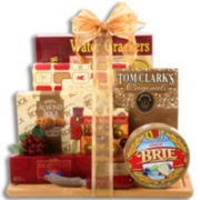 Alder Creek Cheese Cutting Board Gift Set