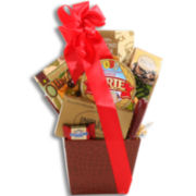 Alder Creek Elegant Gourmet Sweet and Savory Gift Basket