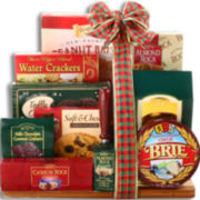 Alder Creek Holiday Sweet and Savory Cutting Board Gift Set
