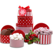 Alder Creek Holiday Sweet Gift Tower