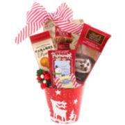 Reindeer Sweet Gift Bucket