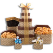 Alder Creek Assorted Chocolates Gift Tower