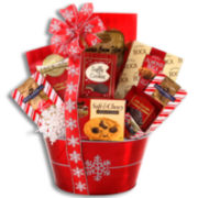 Alder Creek Holiday Sweets & Treats Gift Basket