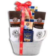 Alder Creek Coffee Bean & Tea Leaf® Gift Basket