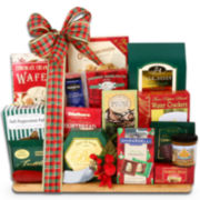 Alder Creek Deluxe Holiday Sweet and Savory Cutting Board Gift Set