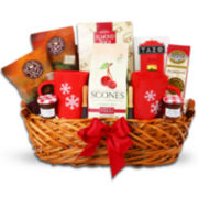 Alder Creek Holiday Breakfast in Bed Gift Basket