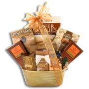 Alder Creek Holiday Decadent Sweets Gift Basket