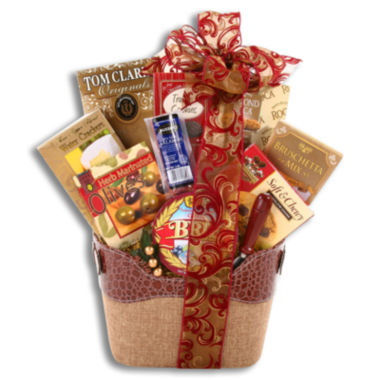 jcpenney.com | Alder Creek The Connoisseur Sweet and Savory Gift Set