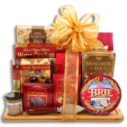 Alder Creek A Cut Above Sweet and Savory Cutting Board Gift Set