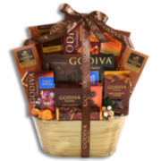 Alder Creek Ultimate Godiva Experience Chocolate Gift Basket