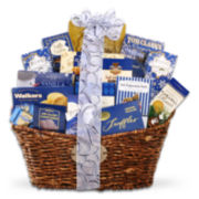 Alder Creek Fireside Gourmet Sweet Gift Basket