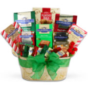 Alder Creek Ghirardelli Holiday Wonderland Chocolate Gift Basket