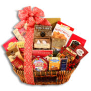 Alder Creek Holiday Party Sweet and Savory Gift Basket
