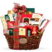 Alder Creek Gourmet Greetings Sweet and Savory Gift Basket