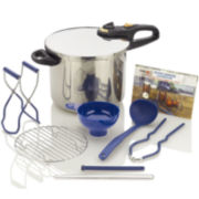 Fagor® Duo 10-pc. Pressure Canning Set