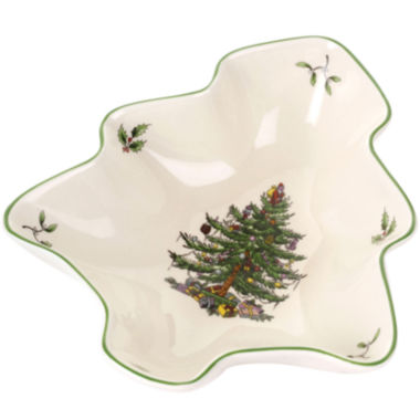 jcpenney.com | Spode® Christmas Tree-Shaped Dish
